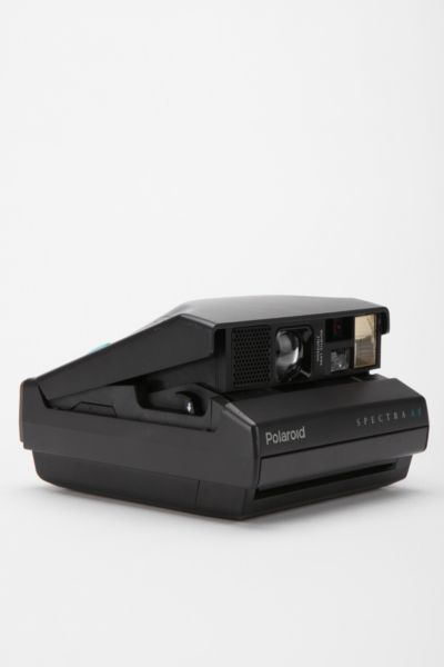 Polaroid Refurbished Spectra System Image Camera By Impossible Project