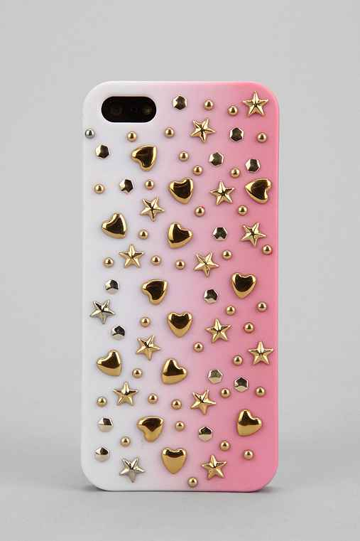 UO Mixed Stud iPhone 5/5s Case
