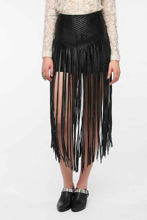 Evil Twin Total Recall Skirt