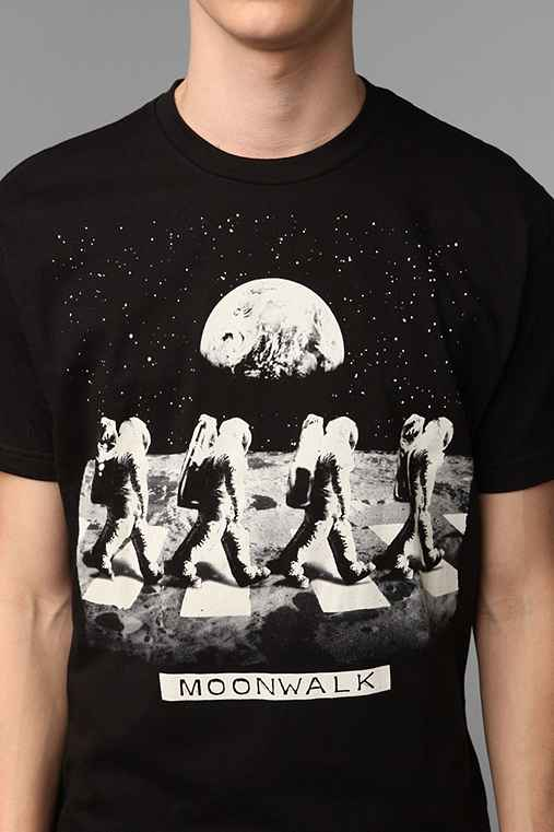 Riot Society Moon Walk Tee