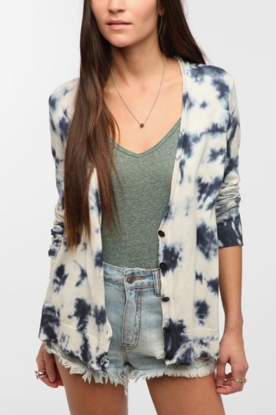 Staring At Stars Tie-Dye Cardigan