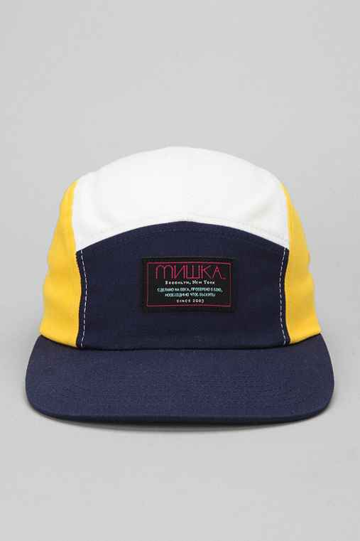 Mishka Scout 5-Panel Hat