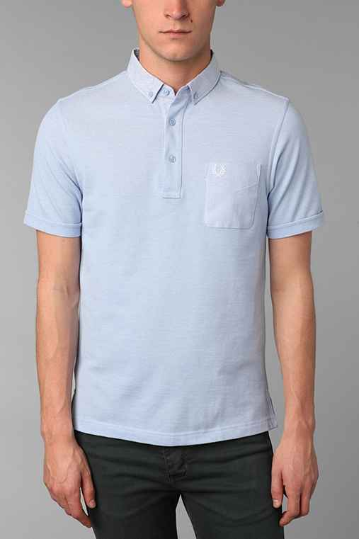 Fred Perry Oxford Trim Polo Shirt