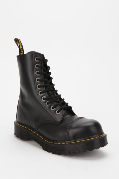 Dr. Martens BXB 10-Eye Leather Boot