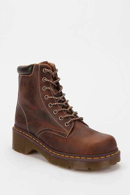 Dr. Martens Jessica 8-Eye Leather Boot