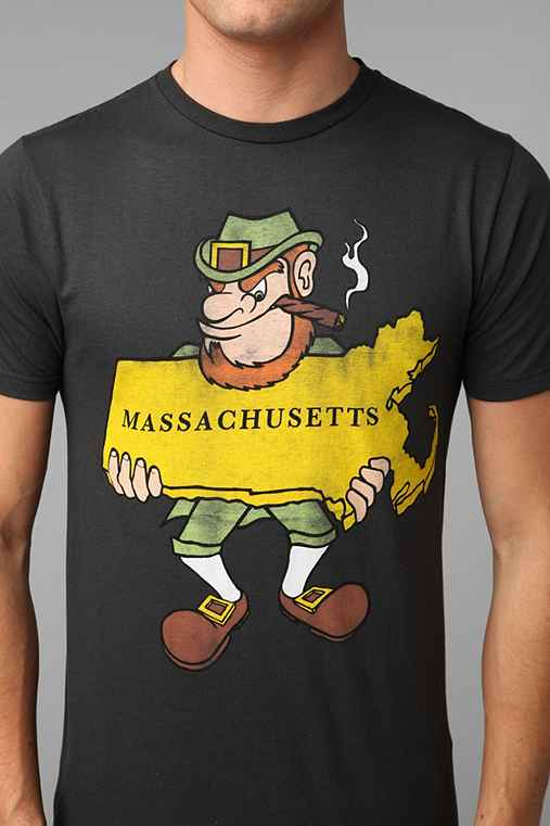 FUN Massachusetts Allegiance Tee