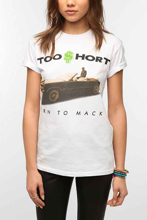 Too Short Born To Mack Tee