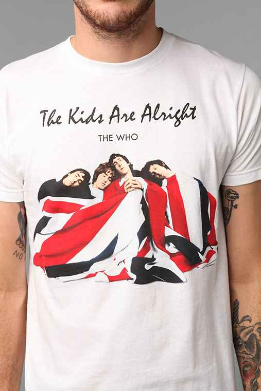 The Kids Are Alright Tee