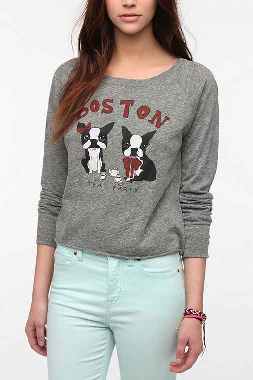 LIFE Boston Tea Party Long-Sleeve Tee