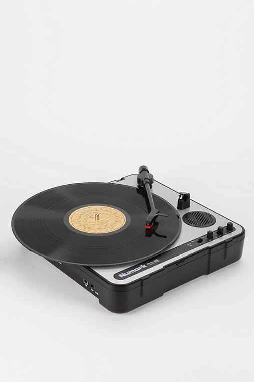 Numark PT-01 Portable USB Turntable