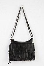 Deena & Ozzy Fringe Convertible Crossbody Bag