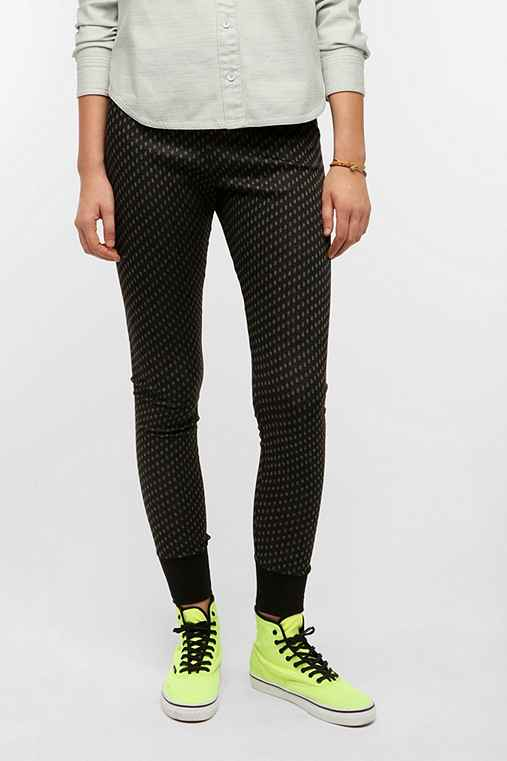 Out From Under Ponte Jacquard Legging