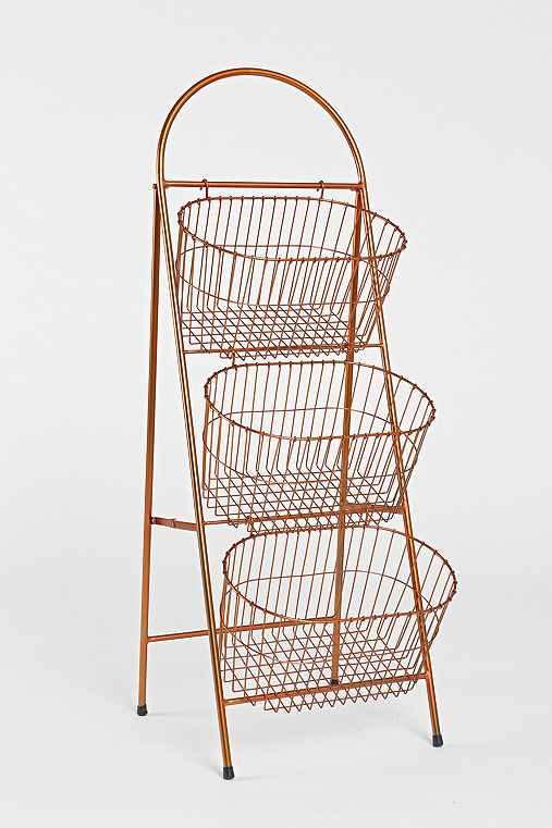 Ladder Storage Basket Urban Outfitters