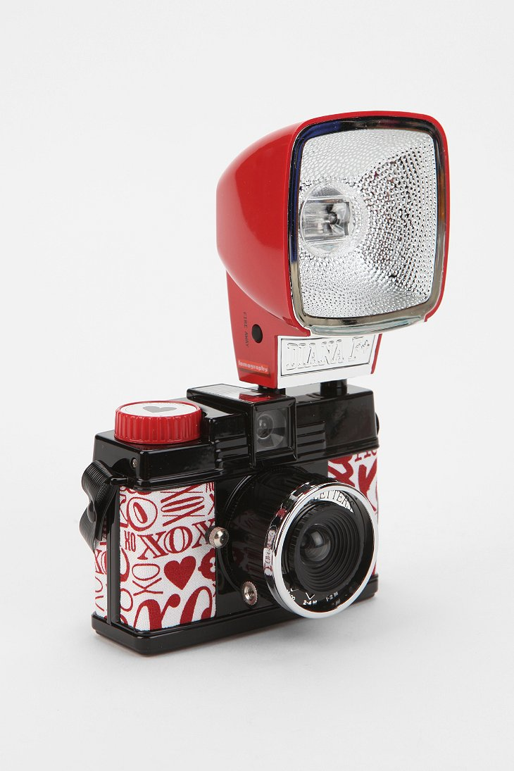 Lomography Diana Mini Love Letter Camera - Urban Outfitters
