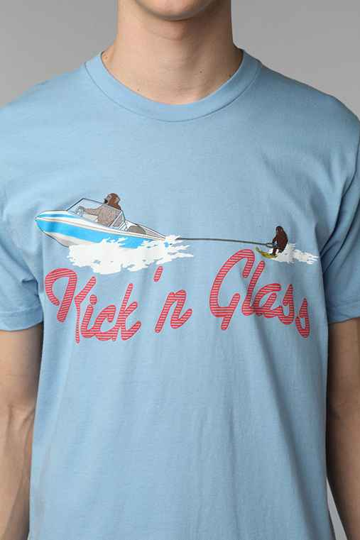 ambsn Kick Glass Tee