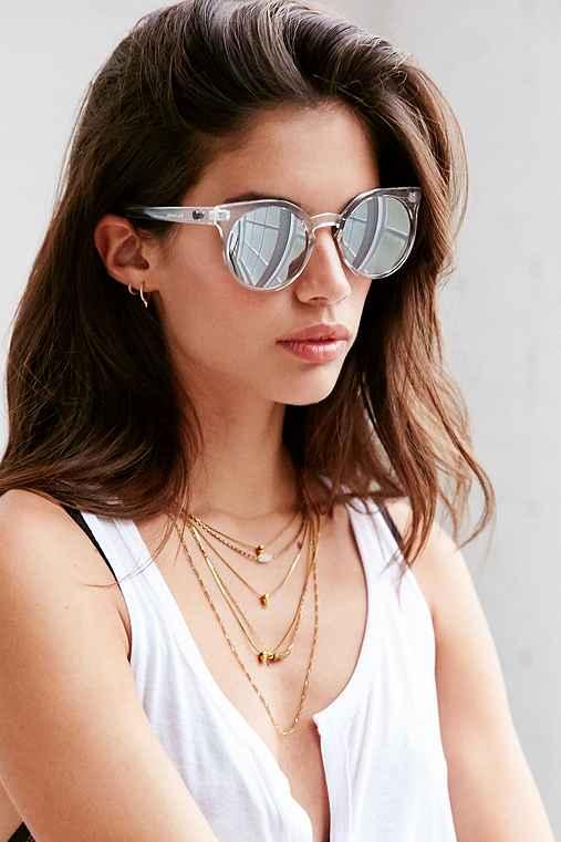 Quay Kosha Sunglasses,CLEAR,ONE SIZE