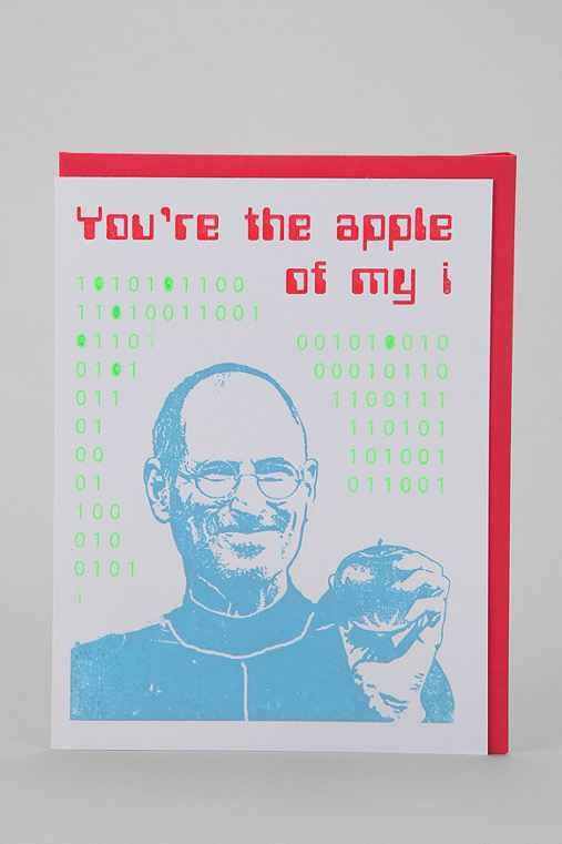 Steve Jobs Apple Card