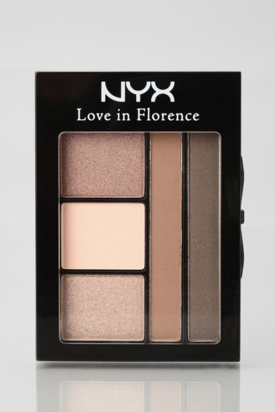 NYX Love In Florence Eye Shadow Palette