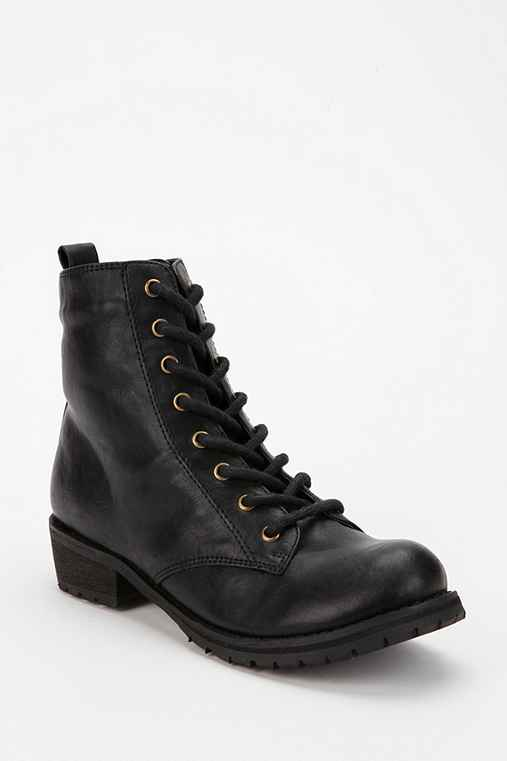 Chelsea Crew Ashley Lace-Up Ankle Boot