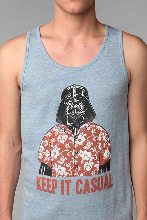 Junk Food Casual Vader Tank Top