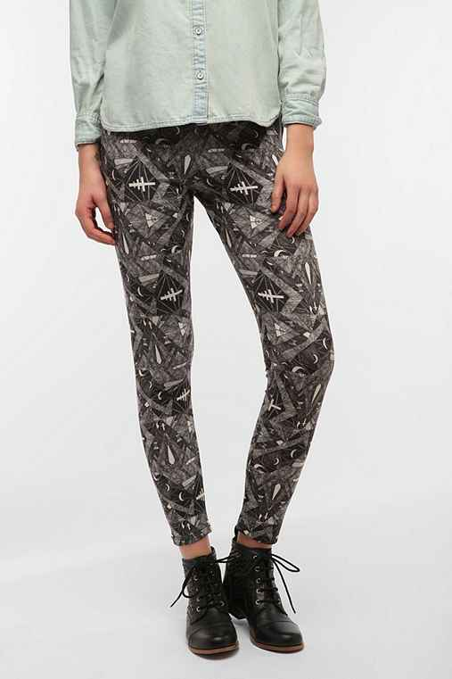 BDG Patched Ruins Legging