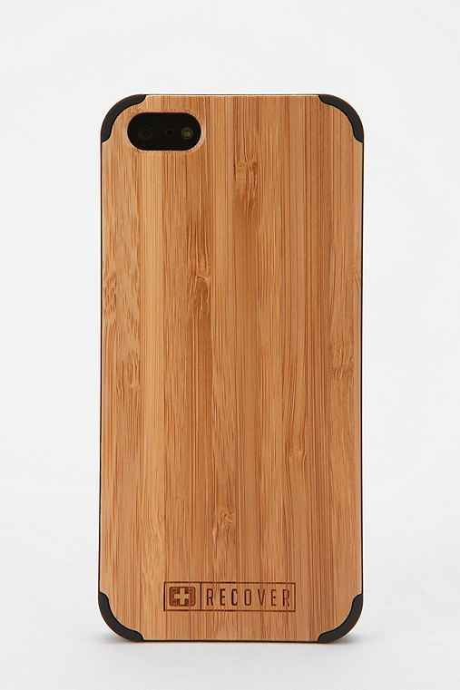 Recover Wood iPhone 5/5s Case