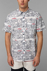 Hawkings McGill Montauk Short-sleeve Shirt