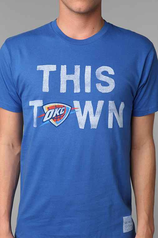 Oklahoma City Thunder Tee