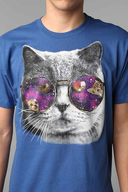 Space Kitty Tee