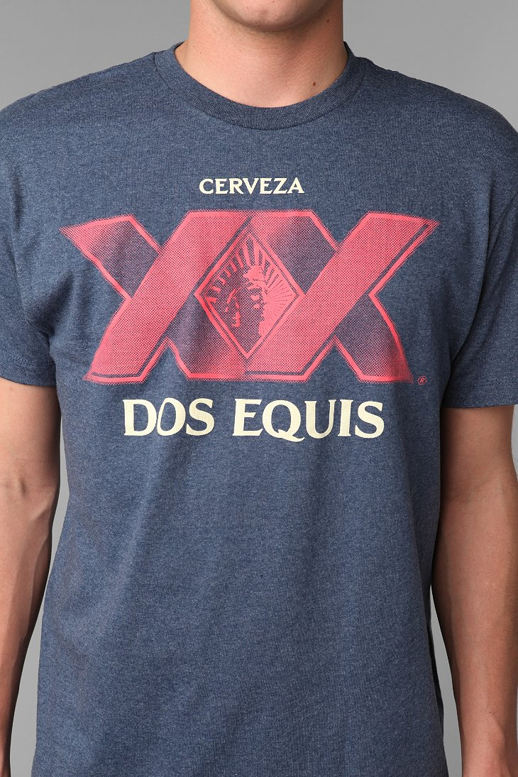 Dos equis tee urban outfitters for Dos equis t shirt urban outfitters
