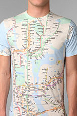 NYC Subway Line Tee