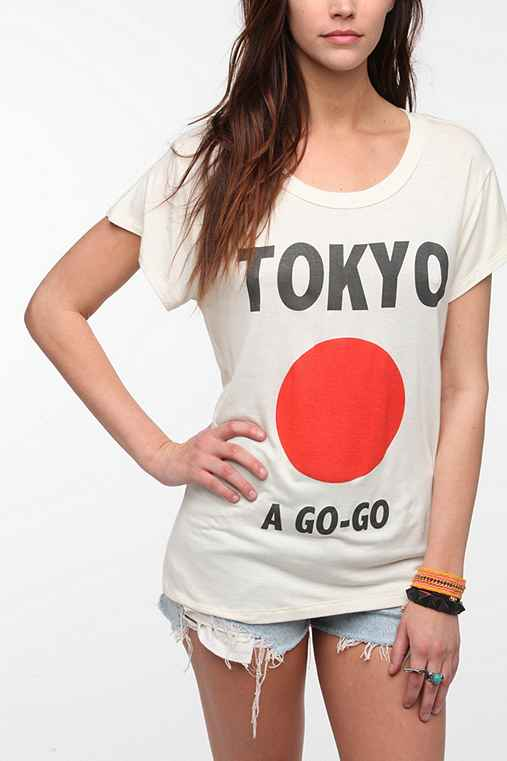 Lords Of Liverpool Tokyo A Go-Go Tee