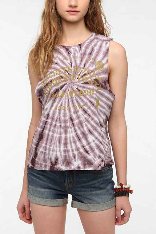 Feather Hearts Spirit Board Muscle Tee