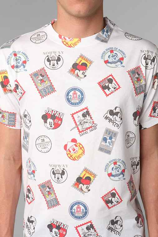 Mickey Stamps Tee