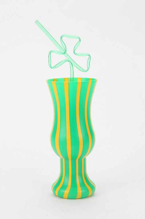 Krazy Straw St. Patty's Day Cup