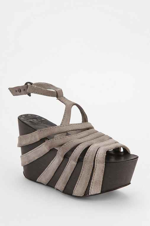 Joe's Jeans Strappy Platform Wedge
