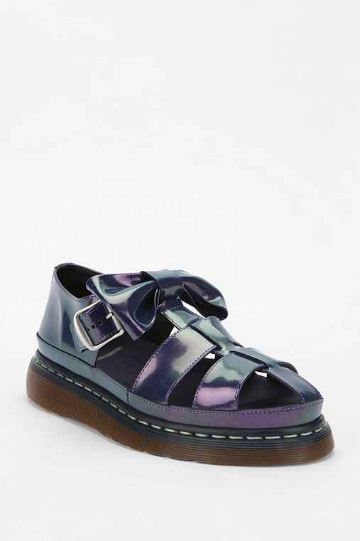 Agyness Deyn For Dr. Martens Aggy Bow Sandal