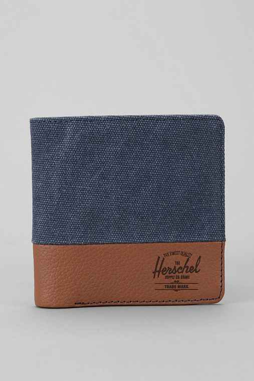 Herschel Supply Co. Kenny Canvas Wallet