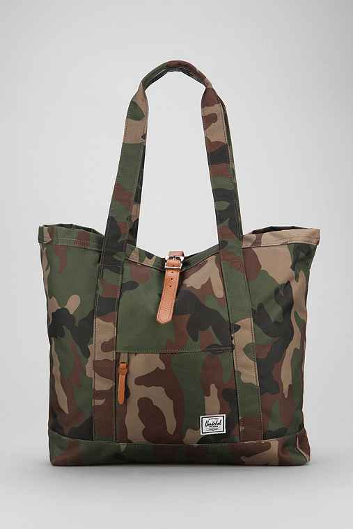 Herschel Supply Co. Oversized Market Tote Bag