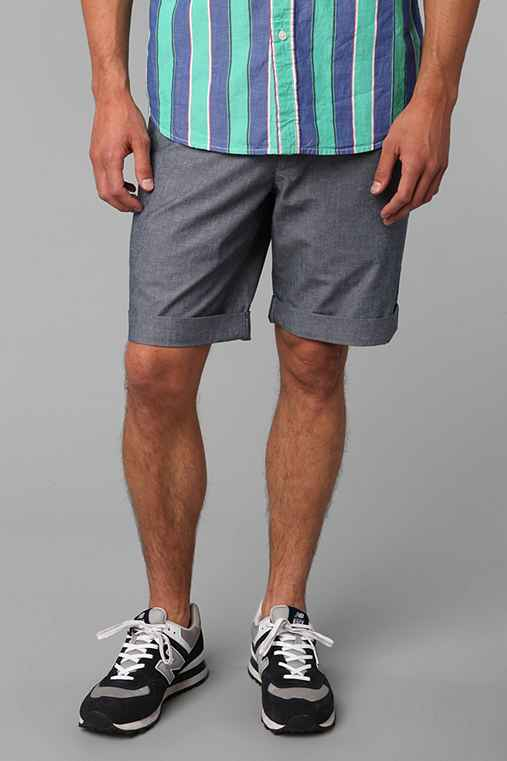 Dockers Chambray Rolled Short