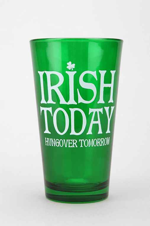 St. Patty's Day Pint Glass