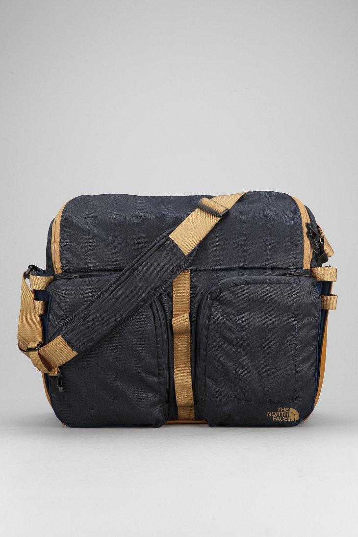 the north face westing messenger bag. Black Bedroom Furniture Sets. Home Design Ideas