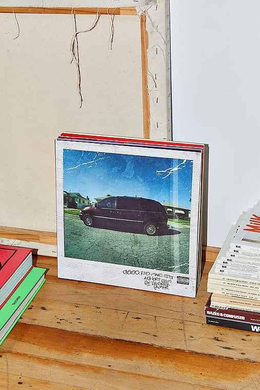 Kendrick Lamar Good Kid M A A D City 2xlp Urban Outfitters