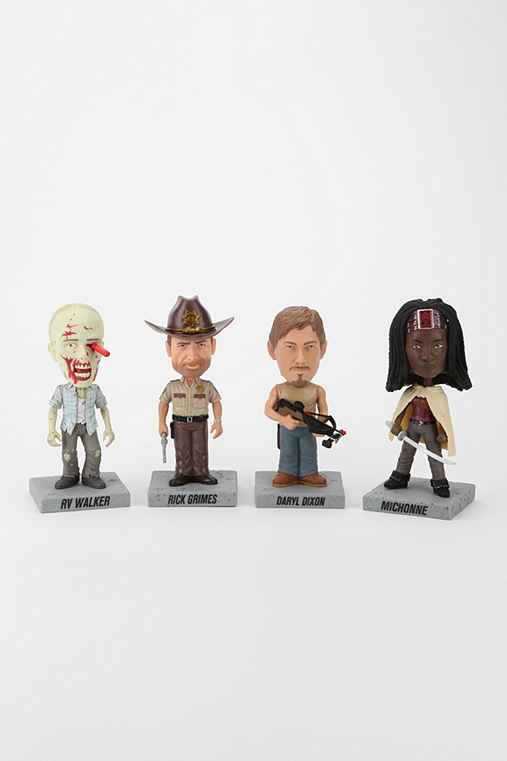 Walking Dead Bobble Head