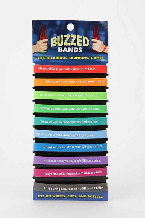 Buzzed Band - Pack Of 10