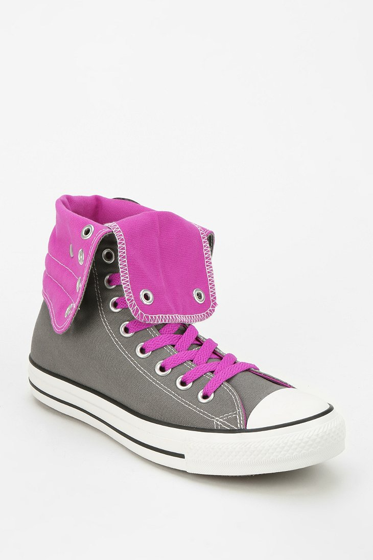 Converse Fold Over Shoes