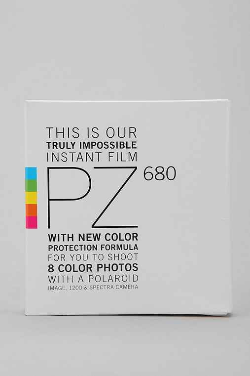 PZ 680 Color Protection Film By Impossible Project