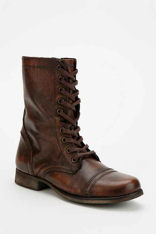 Steve Madden Troopa Lace-Up Boot
