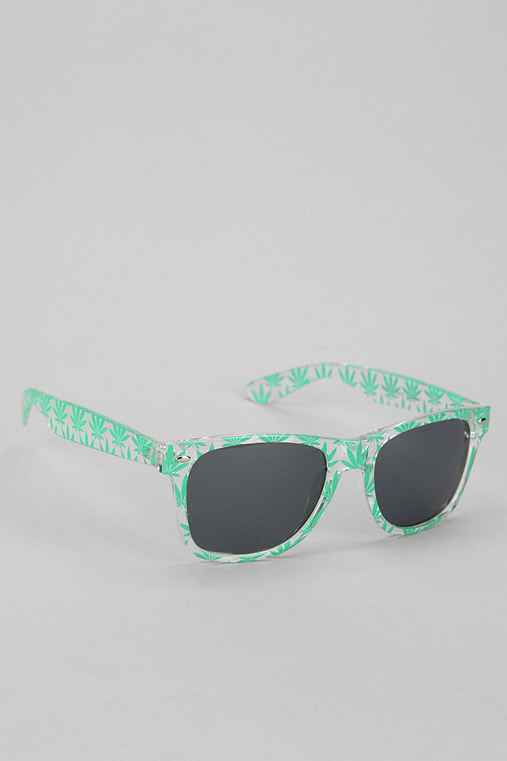 Weekend Risky Sunglasses