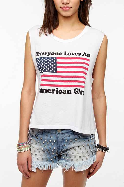 Le Shirt Everyone Loves An American Girl Tee